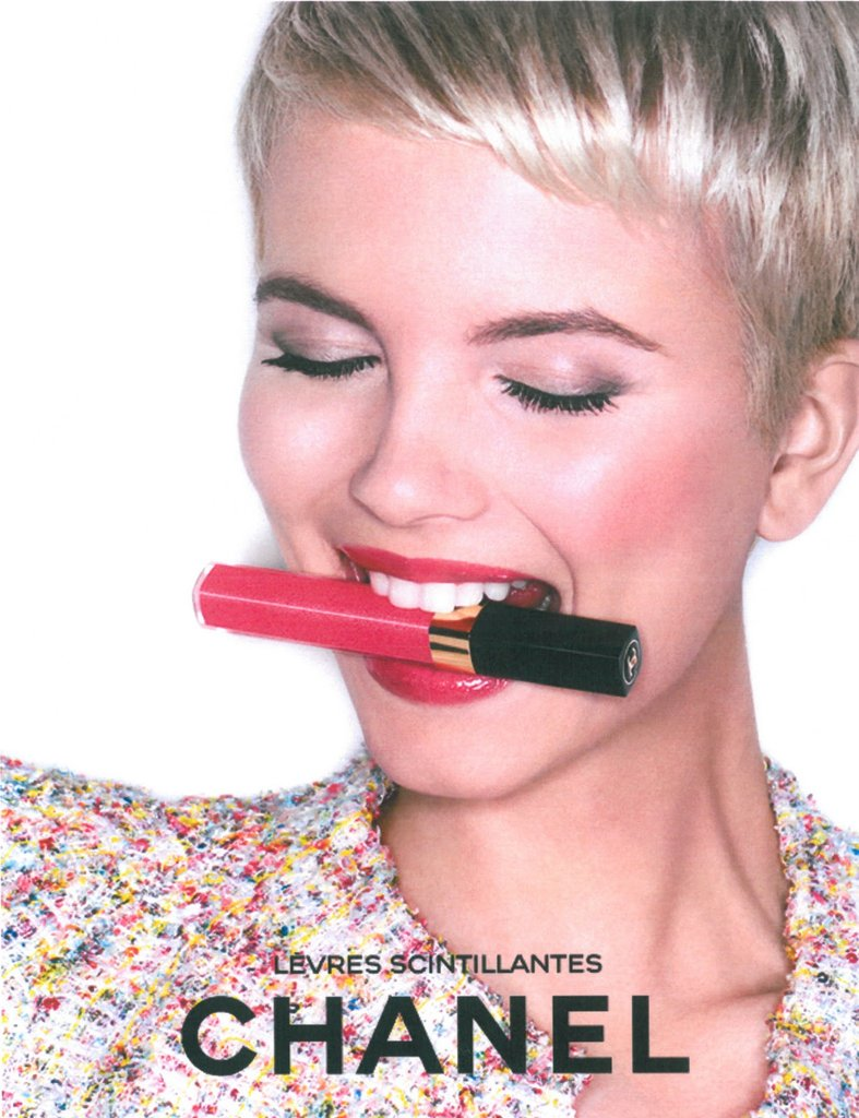 Chanel Beauty Spring 2012 Ad Campaign