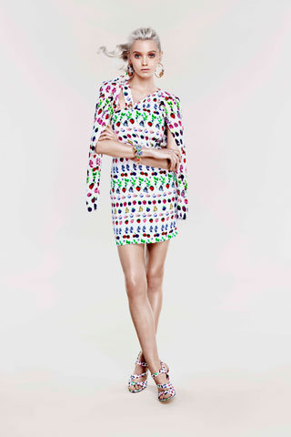 Versace for H&M Cruise 2012