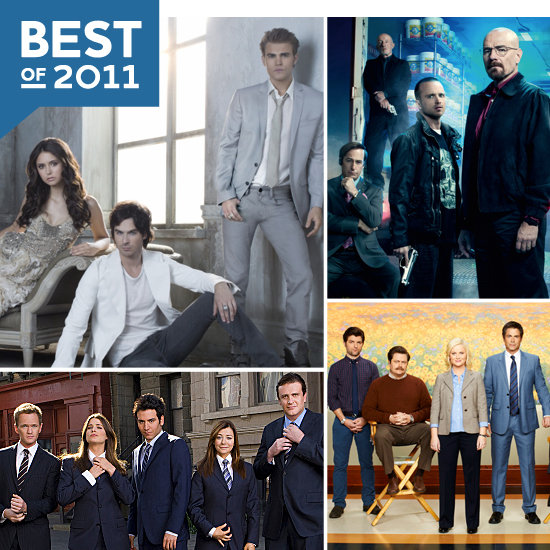 Buzz's Favorite TV Shows of 2011