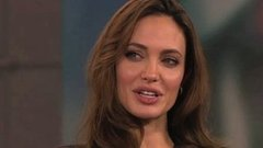 "Video: Angelina Jolie Talks ""Crazy"" Family Dinners and Cooking With Brad Pitt"