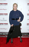 Meryl Streep took a turn on the red carpet at NYC's Ziegfeld Theater.