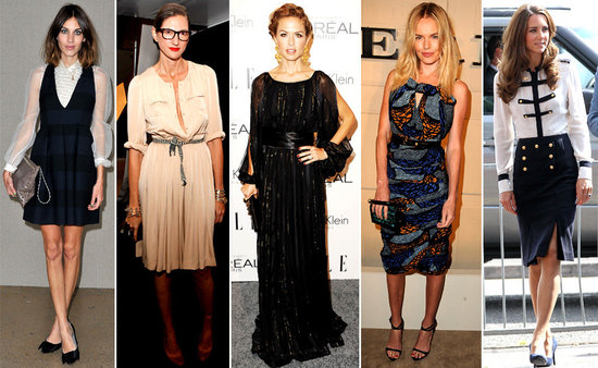 Best Celebrity Style Icon Of 2011 Popsugar Fashion