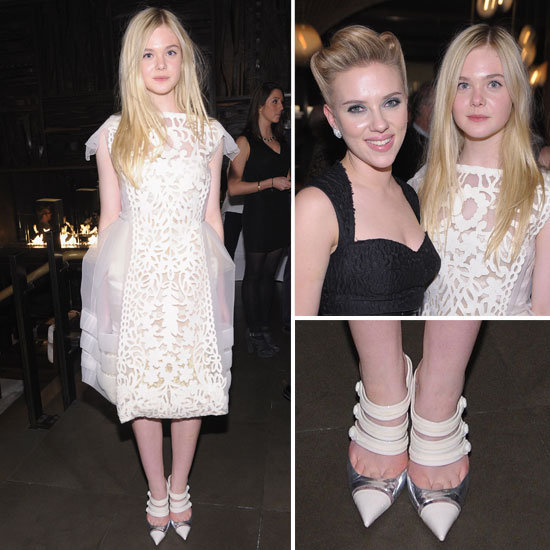 Elle Fanning Looks Lovely in Louis Vuitton! From All Angles