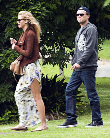 Leonardo DiCaprio, Erin Heatherton Dating? Are Erin Heatherton and Leonardo ...