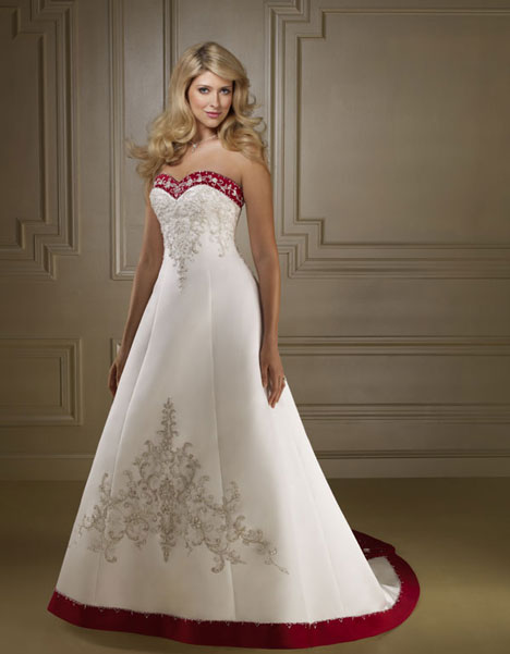 Winter Wedding Gown A