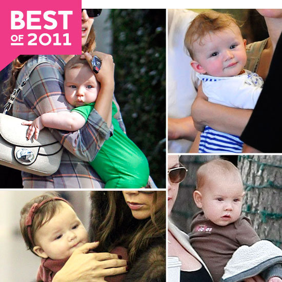 See the Adorable New Babies Hollywood Welcomed in 2011