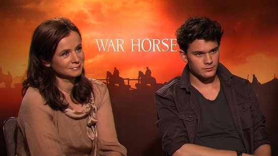 War Horse Rising Star Jeremy Irvine Has His Friends' Help Staying Grounded