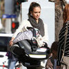 Jessica Alba Shopping Nordstrom With Honor & Haven Pictures