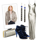Don't stress about your New Year's Eve attire — we've got five fool-proof ways to look absolutely glamorous as you ring in 2012.