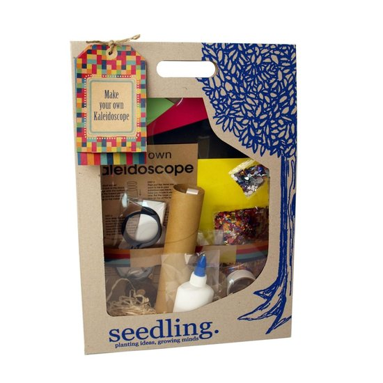 Seedling Build Your Own Kaleidoscope ($26)