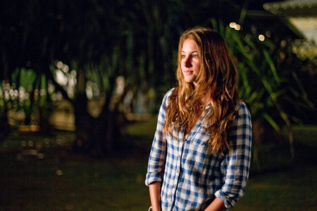 Shailene Woodley as Alexandra King