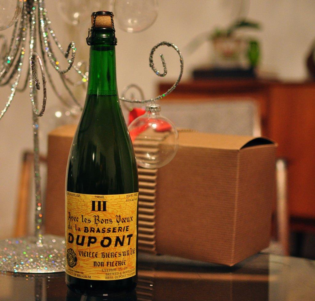 Brasserie Dupont Avec Les Bons Vœux