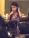 Suri Cruise looked cute in NYC.
