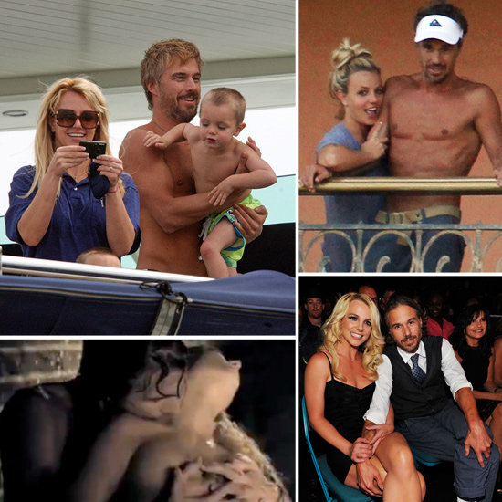 Britney and Jason Are Engaged — See Their Hottest, Happiest Moments!