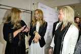 Rachel Zoe showed off her jewelry.