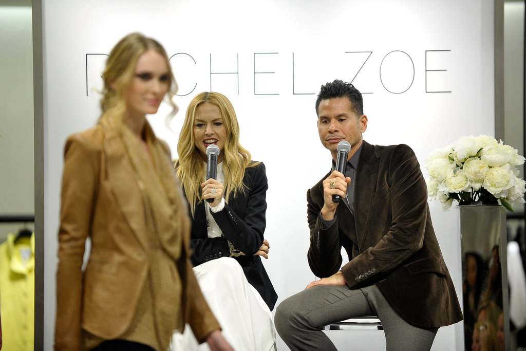 Rachel Zoe Rocks Another Fashionable Look For a Southern CA Show