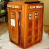 Gingerbread TARDIS Doctor Who