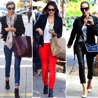 Most Stylish Celebrity Mom 2011