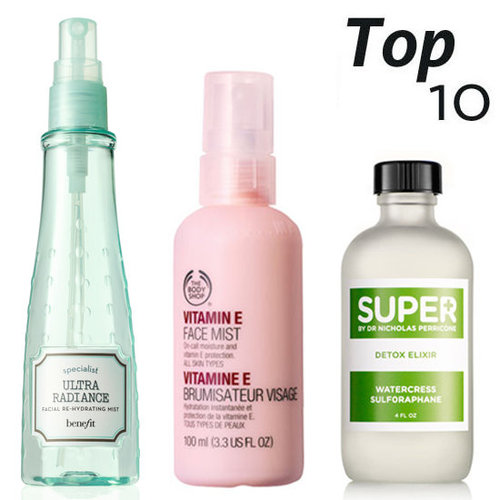 10 of the Best Hydrating Facial Mists