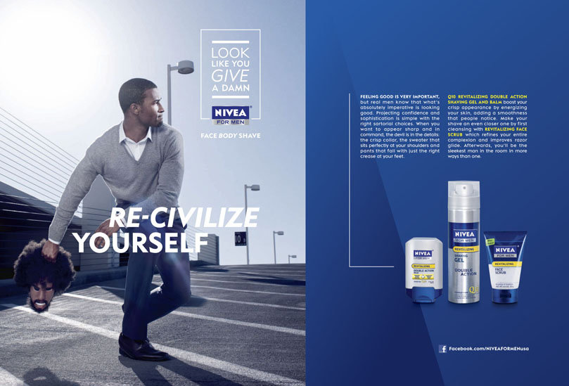 "Nivea's Uncivil ""Civilized"" Ad"