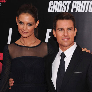 Tom Cruise and Katie Holmes Pictures at Mission Impossible 4 NYC Premiere