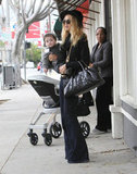 Rachel Zoe and Skyler Make a Stylish Shopping Duo
