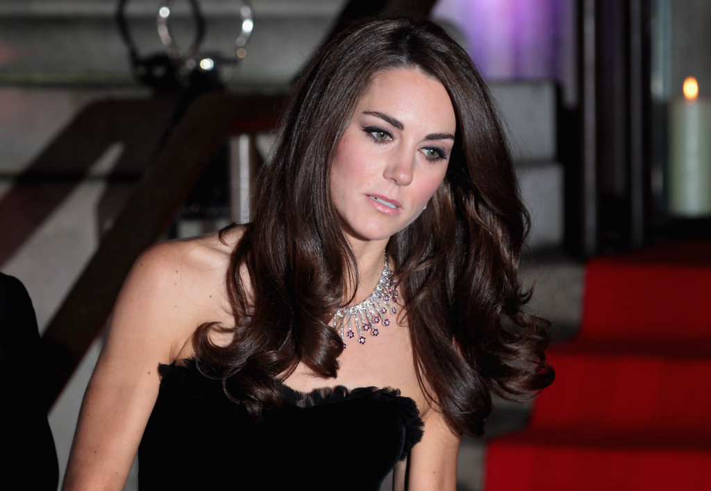 William, Kate, and Harry Have a Stunning Night Out at the Sun Military Awards