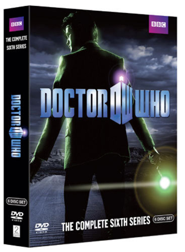 Doctor Who Series Six DVD ($64)