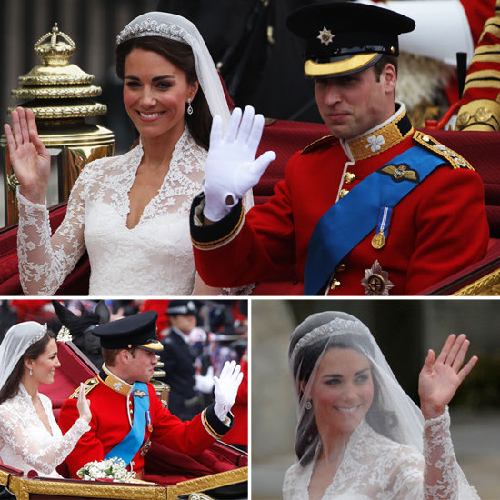Kate Perfects Her Royal Wave