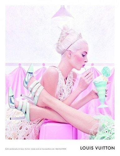 Louis Vuitton Spring 2012 Ad Campaign