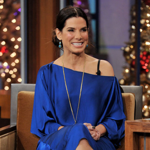 Sandra Bullock Tonight Show Pictures