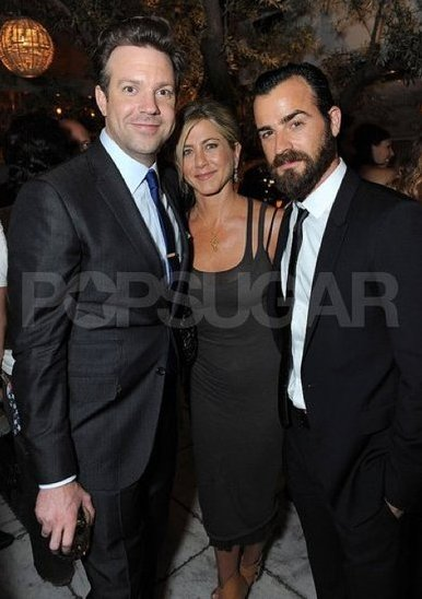 Best Jennifer Aniston Moment: Going Public With Justin Theroux