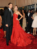 Gisele Bundchen and Tom Brady