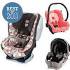 Best Car Seats of 2011