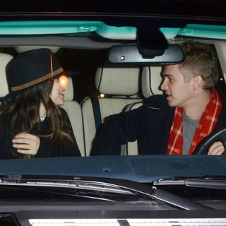 Hayden Christensen and Rachel Bilson in Toronto Pictures