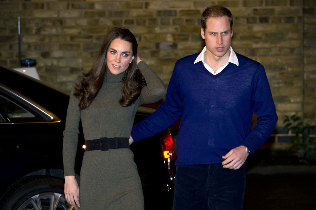 William and Kate Make a Special Visit to Diana's Dearest Charity