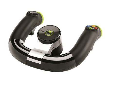 Xbox 360 Wireless Speed Wheel ($60)