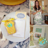 An Heirloom Baby Shower