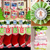 Ready, Set, Print! 10 Gorgeous (and Free!) Christmas Printables