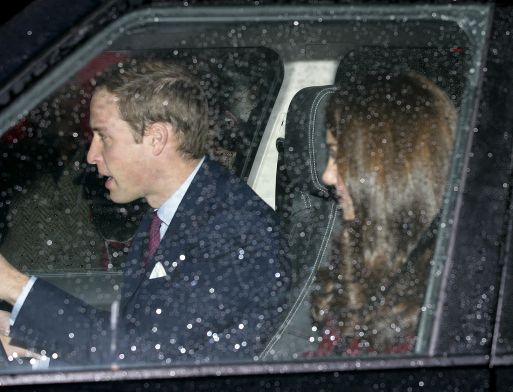 This is Kate's first Christmas as part of the royal family.