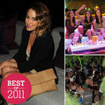 Celebrity Parties in LA 2011