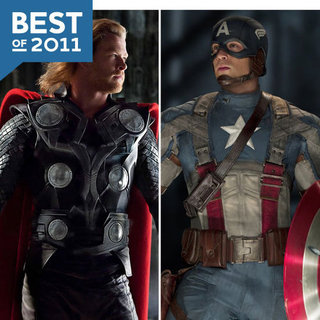 Superhero Movies 2011