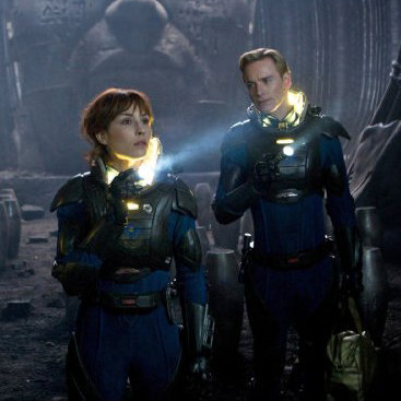 Prometheus Movie Trailer