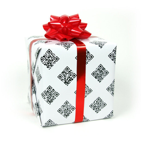Qrapping Paper ($15)