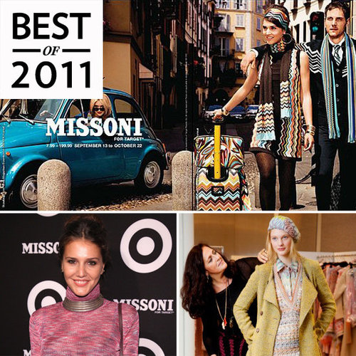 Missoni For Target Biggest Collaboration of 2011