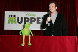 Kermit the Frog and Jason Segel