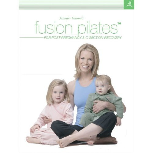 Jennifer Gianni's Fusion Pilates For Post Pregnancy & C-Section Recovery  ($15)