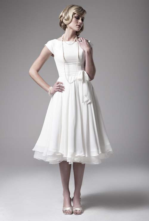 knee length dresses on knee length wedding dresses with sleeves seem