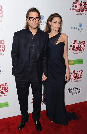 Angelina and Her Honey
