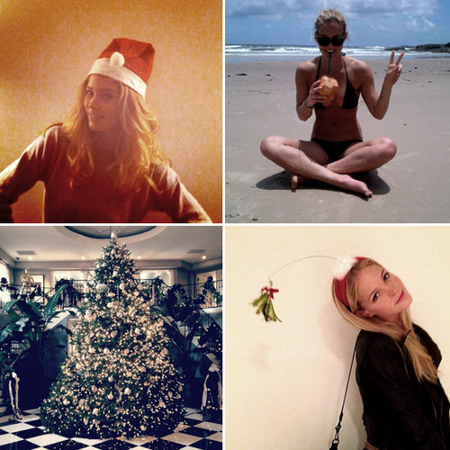 Fashionable — and Very Merry — Twitter Pictures of the Week!